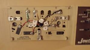 old honeywell heat pump thermostat wiring just another wiring need help old heat pump thermostat 7 wire to new honeywell rh doityourself com honeywell heat pump thermostat wiring diagram trane heat pumps thermostat