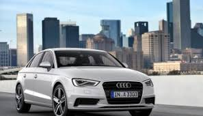 new car launches august 20142014 Audi A3 Sedan to get 18 TFSI and 20 TDI in India  AutoColumn