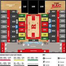 Rutgers Stadium Seating Chart Rutgers Basketball Seating Chart Best Picture Of Chart