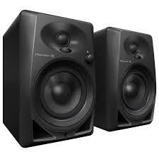 pioneer speakers subwoofer. pioneer dm-40 compact active monitor speaker pair with 4\ speakers subwoofer