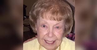 Thelma Smith Breen Obituary - Visitation & Funeral Information