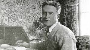 f scott fitzgerald conference brings the world to st paul s door  f scott fitzgerald in the third floor bedroom of his parents residence at