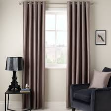Silk Curtains For Living Room Impressive Faux Silk Blackout Curtains Inside Modern Living Room