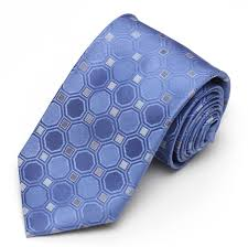 Tie Patterns Delectable MODERN WIDTH BLUE MEDALLION SILK TIE PATTERNS WILL ALWAYS LIFT UP