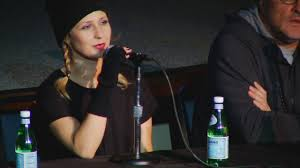 Russian punk rock protest group Pussy Riot speaks at UNC.