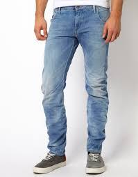 Arc 3d Slim Jeans Light Aged G Star Jeans Arc 3d Slim Light Aged