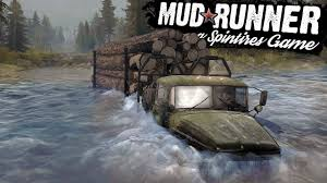 It was released on october 31, 2017 for microsoft windows, playstation 4. Spintires Mudrunner Crossing A Huge River The Bog Completed Spintires Mudrunner Gameplay Youtube