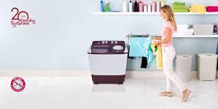 How To Fix My Washing Machine Lg Semi Automatic Washing Machines In India Lg India