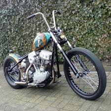 harleydavidson panhead cool bikes pinterest choppers school