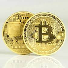 This is an example of a second layer solution living atop the main blockchain. 1pc Gold Plated Bitcoin Coin Collectible Awesome Gift Commemorative Bitcoin Lc Ebay