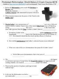 Protestant Reformation Worksheet Worksheet Fun And Printable