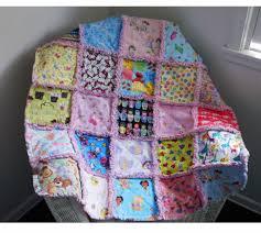 girls i-spy rag quilt blanket #baby toddler big bird elmo hello ... & girls i-spy rag quilt blanket #baby toddler big bird elmo hello kitty # Adamdwight.com