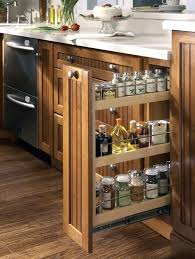 kitchen cabinet storage accessories chrome rails keep small bottles from tipping while