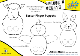 Finger Puppet Fun The Creation Station