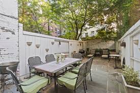 353 west 22nd street garden apartment cool listings chelsea townhouse al