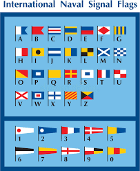 Learn vocabulary, terms and more with flashcards, games and other study tools. Maritime Signal Flags With Phonetic Alphabet Stock Vector Illustration Of Signal Boat 78455473
