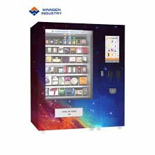 How To Use Credit Card Vending Machine Gorgeous China Auto Parts Vending Machine With Credit Card Reader For Indoor