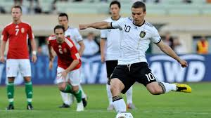 Prior to the tournament, he played in five qualification matches. Lukas Podolski Retires From Germany National Team Sportsnet Ca