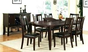 6 seater round dining table 6 chair dining set great dining table round dining tables for