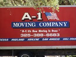 moving companies abilene tx. Exellent Companies A1 Moving Company  On Companies Abilene Tx O