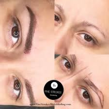 fine strokes microblading 32 photos permanent makeup 33263 woodward ave birmingham mi phone number yelp