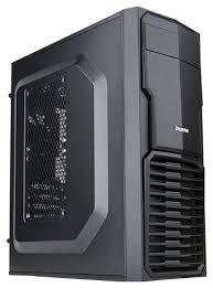 Компьютерный <b>корпус Zalman</b> ZM-T4 Black — купить по выгодной ...