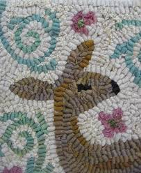 meadow bound by marijo taylor pattern only or complete rug hooking kit