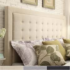 Bellevista Button-tufted Square Queen Upholstered Headboard by iNSPIRE Q  Bold - Free Shipping Today - Overstock.com - 16580933