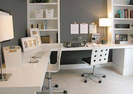 chic office furniture. Perfect Furniture ChicAndAttractiveComputerRoomDesignWhiteTheme And Chic Office Furniture D
