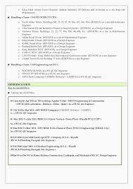 Sample Engineering Resume Elegant Top Result Engineering Resume