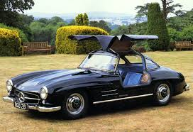 Mercedes Benz 300SL | The World's Sexiest Automobiles