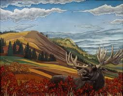 change in the weather alberta landscape painting on canadian artist wall art with landscape paintings by canadian artist kim hunter indigo paintings