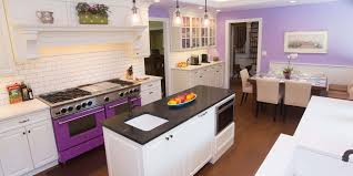 Purple Kitchen Professional Grade Ranges Stoves Hoods Bluestar