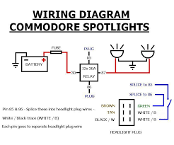 12v relay wiring diagram spotlights images wiring diagram for vehicle spotlights wiring