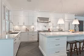 White Transitional Kitchens Cabico Custom Cabinetry Transitional Kitchen Design By Cuisine