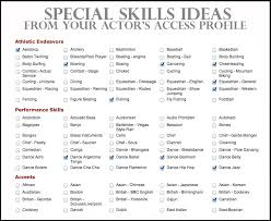 examples of skills what are skills examples rome fontanacountryinn com