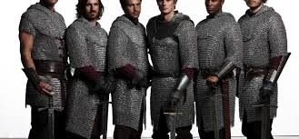 interview merlin s knights talk about the syfy fantasy series