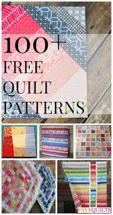 Best 25+ Quilt patterns ideas on Pinterest | Quilting, Baby quilt ... & 100+ Free Quilt Patterns For Your Home: Nine Patch Patterns, Rag Quilt  Patterns Adamdwight.com