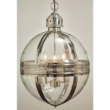 glass orb chandelier best globe ideas on modern