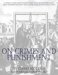 on crime and punishment essays on crime and punishment