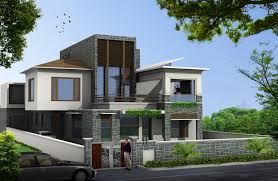 Best Home Design Front View Modern Simple Design Of The Large Window Designs In