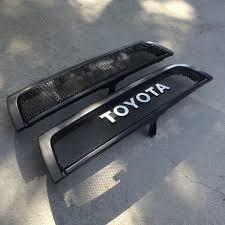 Satoshi Grille Mod Toyota 4Runner tacoma | Toyota 4runner / Hilux ...