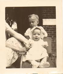 little boy and baby girl   Shari Coffman   Flickr