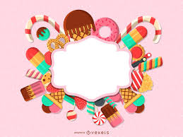 candy template.  Template Candy Badge Label Template Inside Template 2