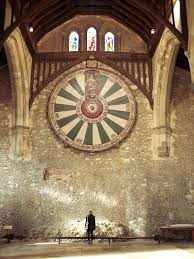 one of the most common occupations for the guides at winchester cathedral is redirecting tourists who wander the place in search of the round table