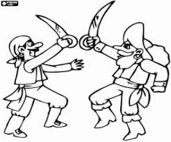 Disegni Di Pirati Da Colorare E Stampare