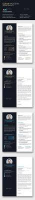 Best 25 Modern Resume Template Ideas On Pinterest Modern Resume