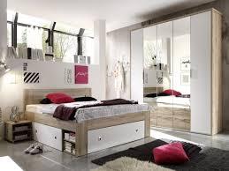 Conny Komplett Schlafzimmer Eiche San Remoweiss 140 X 200 Cm Günstig