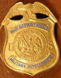 U S Army Counterintelligence Special Agent United States