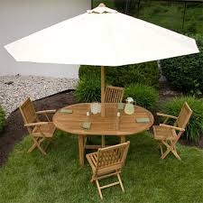 teak outdoor expandable round table set outdoor furniture outdoor